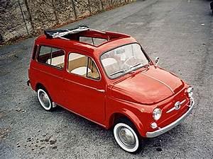 Fiat 500 Giardiniera: un'idea