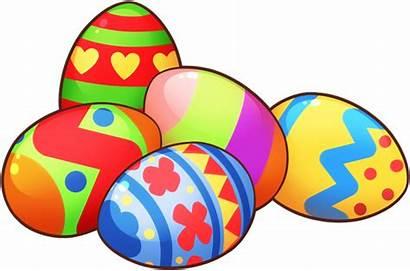 Easter Eggs Egg Clipart Clip Grass Transparent