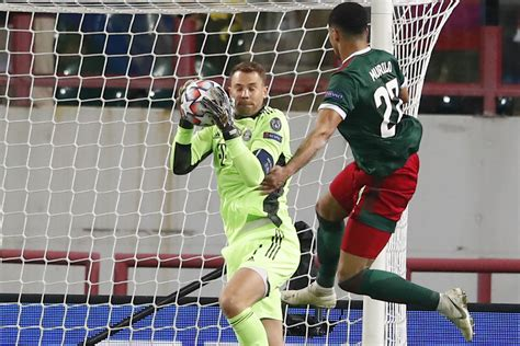 Bayern Vs Lokomotiv Moscow : UCL 2020: Bayern Munich vs ...