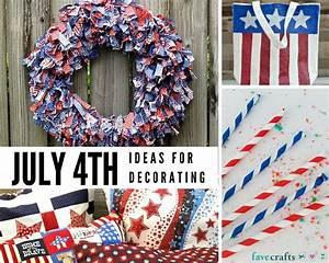 48 Fun 4th of July Decorating Ideas FaveCrafts com