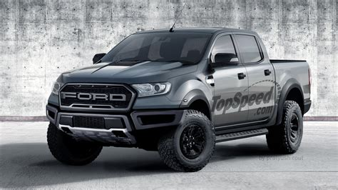 2019 Ford Ranger Raptor Review  Gallery  Top Speed