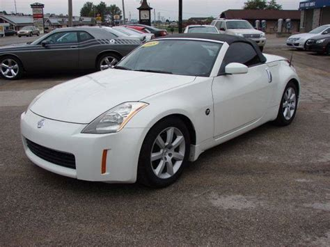Nissan 350z Roadster Enthusiast Convertible For Sale Used