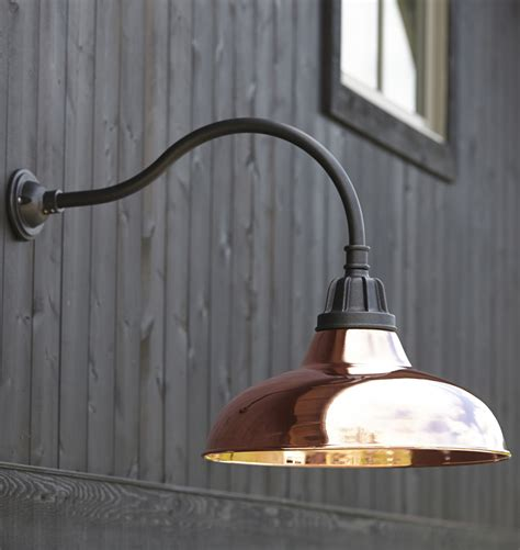 Gooseneck Lighting; Aesthetic And Use In One  Advice For