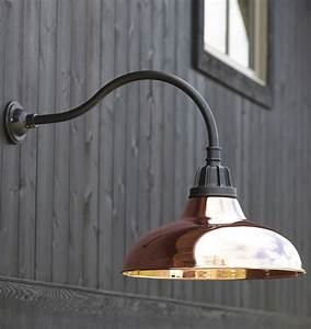 gooseneck lighting aesthetic and use in one advice for With copper gooseneck outdoor lighting