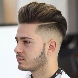35 Pompadour Fade Haircuts: Modern Styling Tips & Ideas
