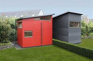 Gartenhaus Metall Biohort : gartenhaus metall grau my blog ~ Whattoseeinmadrid.com Haus und Dekorationen