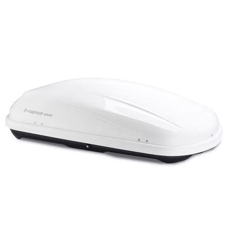 petit coffre de toit coffre de toit feu vert premium evospace 400dx blanc feu vert