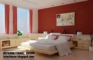 Interior design 2014 latest bedroom color schemes and for Interior design bedroom wall color schemes video