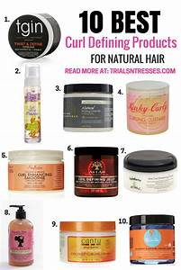 10 Best Curl Defining Products For Natural Hair Trials N