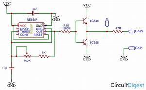 Capacitor Esr Meter Circuit Diagram Using 555 Timer