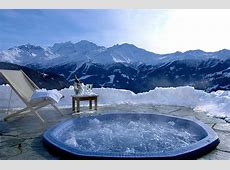 A Hot Tub with a View
