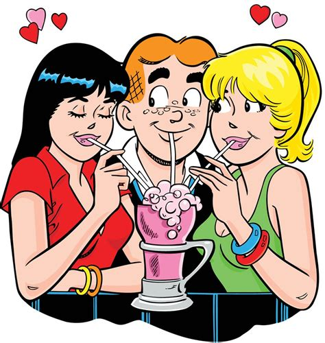 Archie Tv Series Coming From The Guys Behind Arrow And The