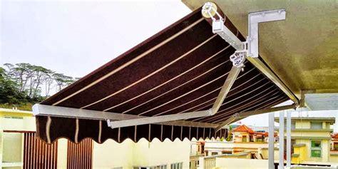 awning gulung retractable fuji jaya awning