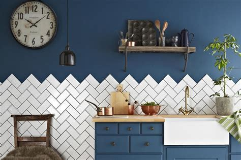 Kitchen wall tiles: Ideas for every style and budget