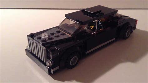 lego moc luxury sedan rolls royce phantom ewb youtube