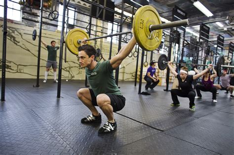 Best Crossfit Gyms In Nyc Chosen By Trainers And Athletes