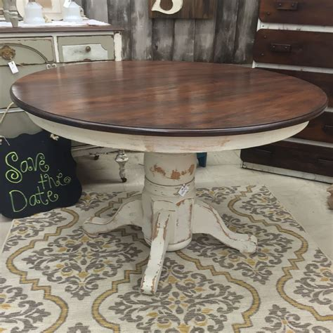 kitchen table top ideas kitchen table painted with dixiebellepaint and