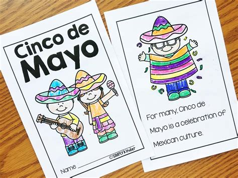 cinco de mayo activities for preschoolers cinco de mayo for simply kinder 457
