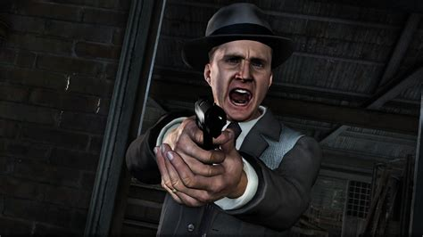 Rumoured LA Noire remaster may include first person mode ...