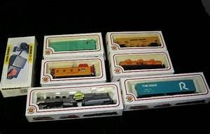 Bachmann Train Set  Atlas Track  Train Manuals