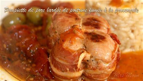 paupiette de porc 224 la proven 231 ale la serviette autour du cou