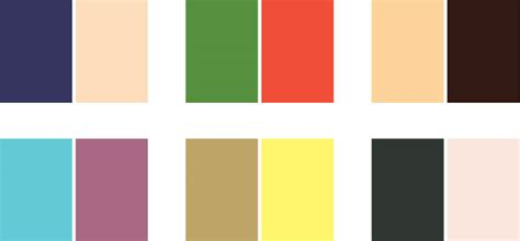 color pairs the simplest way to choose your brand colors big brand