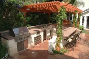 outdoor kitchen ideas designs 10 outdoor kitchen design ideas always in trend always in trend