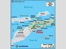 East Timor Attractions, Travel and Vacation Suggestions