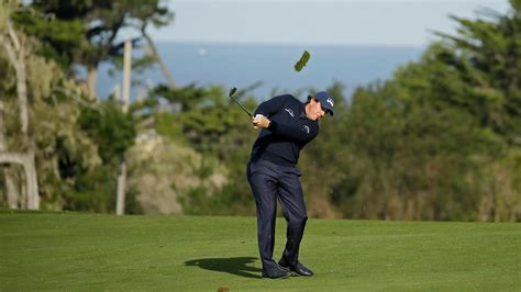 The straight line distance from san francisco, california to pebble beach, california is miles. Mickelson Hits Every Fairway, Starts Well at Pebble Beach ...