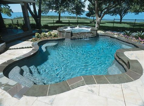 swiming pool ideas rocks swimming pool design ideas home furniture