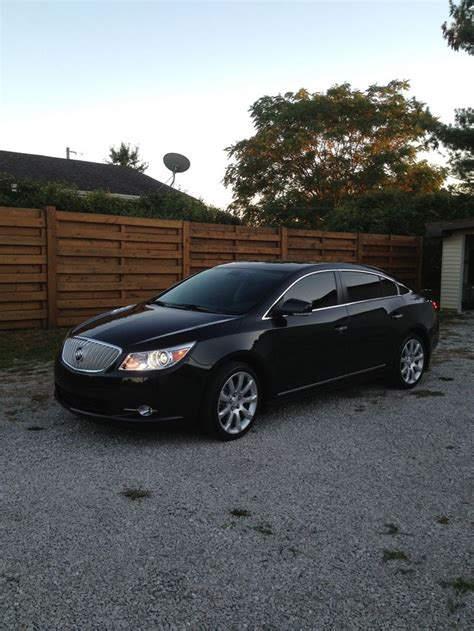 Buick Lacrosse 2011 Cxs by 17 Best Images About 2011 Buick Lacrosse Cxs On
