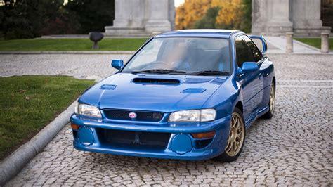 1998 Subaru Impreza 22b Sti Wallpapers & Hd Images