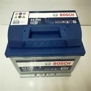 Batterie Bosch S4008 : bosch 096 74ah 680 cca car battery ~ Farleysfitness.com Idées de Décoration
