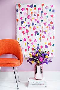 best 25 lilac walls ideas on pinterest lilac room With best brand of paint for kitchen cabinets with purple floral canvas wall art