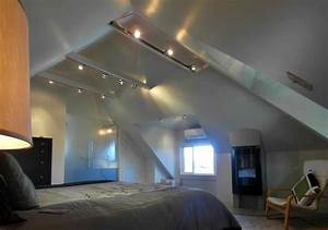 Attic bedroom and Ensuite Eclectic Bedroom ottawa