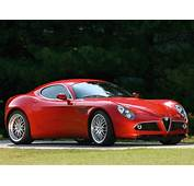 World Of Cars Alfa Romeo 8c