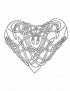 Celtic - Free Colouring Pages