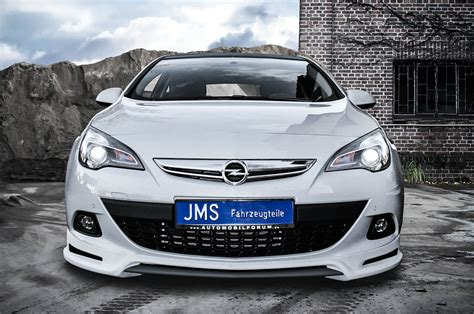 opel astra j tuning styling jms styling astra j gtc coupe fastback tuning generation