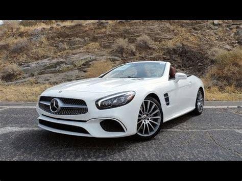2018 Mercedesbenz Sl 550 M12300 Youtube