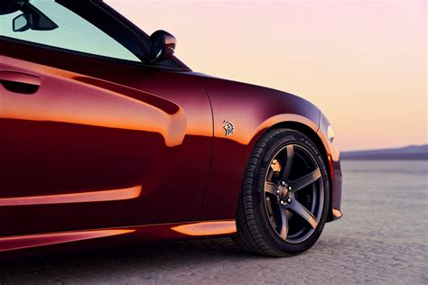 dodge charger hellcat updated