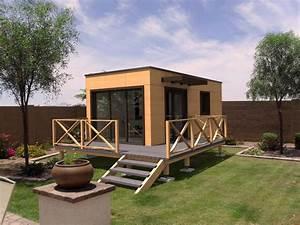 Maison Modulaire Bois : maison modulaire en bois constructeur maison modulaire ~ Melissatoandfro.com Idées de Décoration