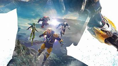 4k Anthem Pc 5k Games Wallpapers Xbox