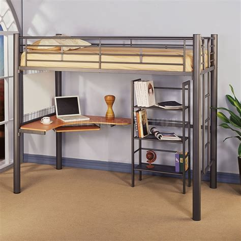beds that have a desk underneath bunk bed with desk underneath for your kids compact room