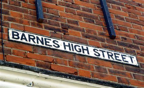 Barnes Village, London Sw13