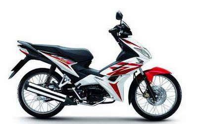 Modifikasi Smash 110cc by New Honda Cz 1 110cc Motorcycles Modification