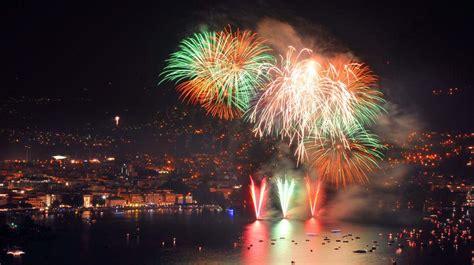 ticino weekend feuerwerke  nationalfeiertag  august