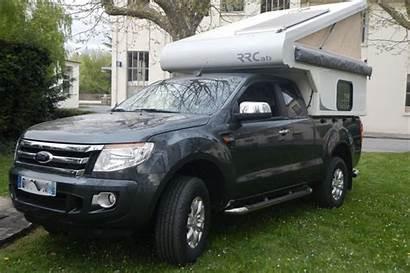 Ranger Ford Pick 4x4 Rrcab Camping Cab