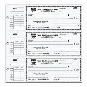 Custom Printed Checks