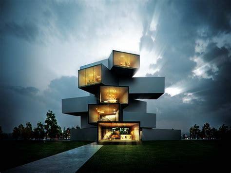 interior design   small house unique modern house