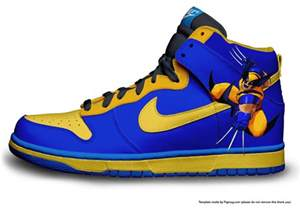 design shoes wolverine nike shoe design by noisycreations on deviantart